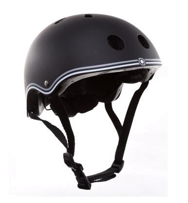 Купить Летний шлем Globber 2017 JUNIOR Черный Шлемы велосипедные 1321884