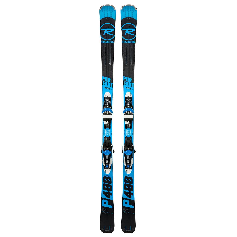 Купить Горные лыжи с креплениями ROSSIGNOL 2017-18 PURSUIT 400 CARBON (KONECT)/NX 12 KONECT DUAL WTR B80 BK/B, лыжи, 1363808