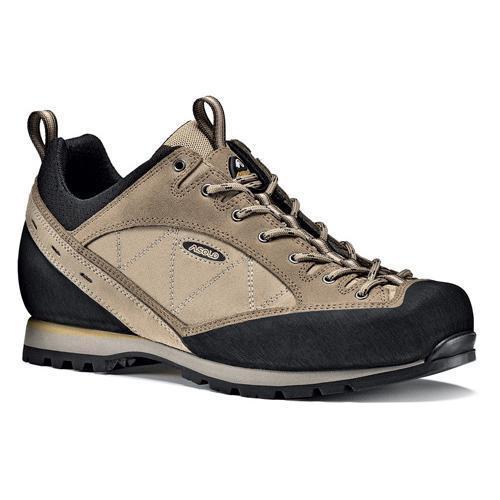 Купить Ботинки для альпинизма Asolo ALPINE Distance MM Dark Sand-Wool, Альпинистская обувь, 757683