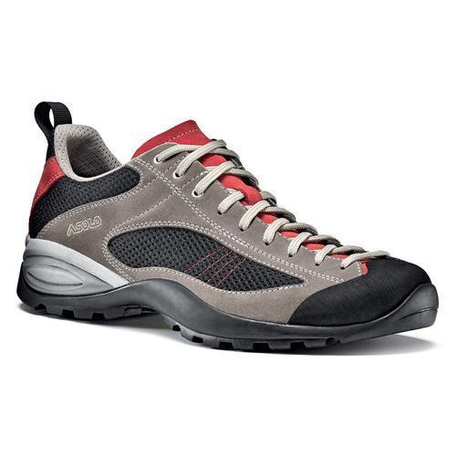 Купить Ботинки для треккинга (низкие) Asolo Escape Sunset MM Cendre-Red Треккинговая обувь 758490