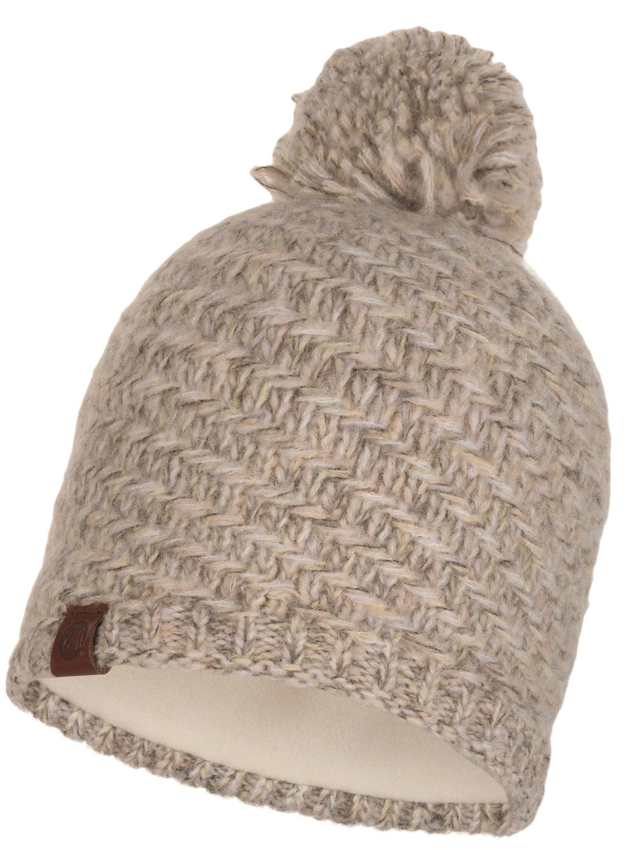 Шапка Buff Knitted & Polar Hat Agna Sand