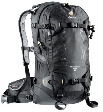 Рюкзак Deuter 2013 Freerider Pro 30 black-black