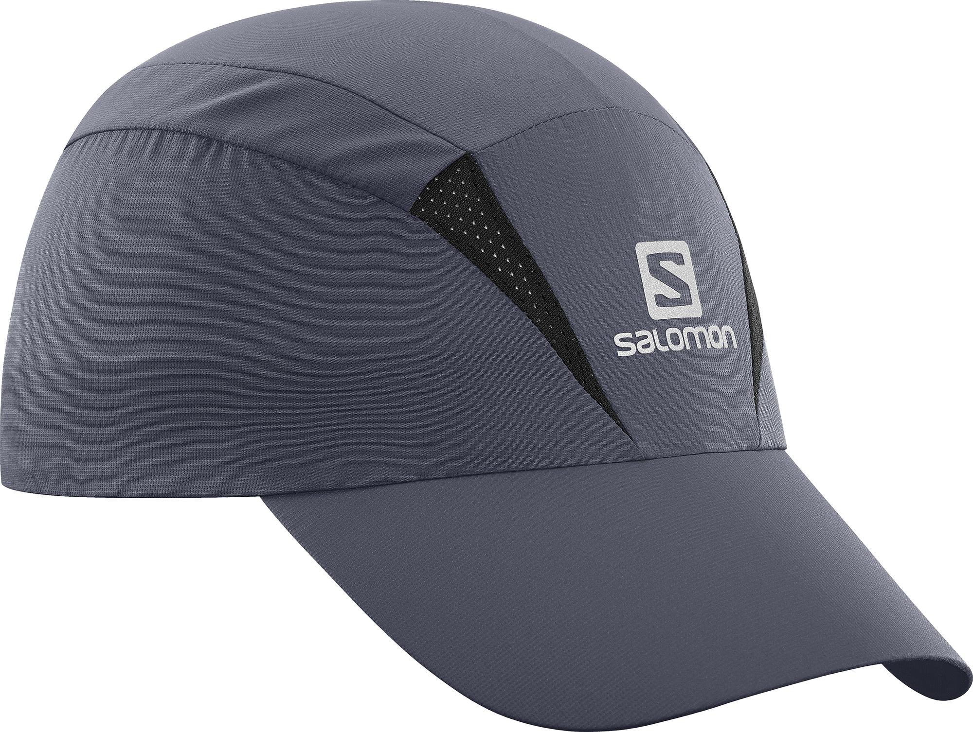 Купить Бейсболка SALOMON 2018 CAP XA Graphite Головные уборы, шарфы 1400257