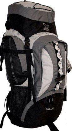 Купить Рюкзак Salewa KAILUA II 70+10 (серый) Рюкзаки туристические 549989
