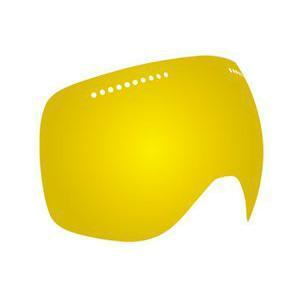 Купить Запасные линзы DRAGON APX rpl lens Yellow Очки горнолыжные 910606