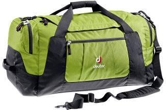 Сумка Deuter 2015 Travel Relay 60 moss-black