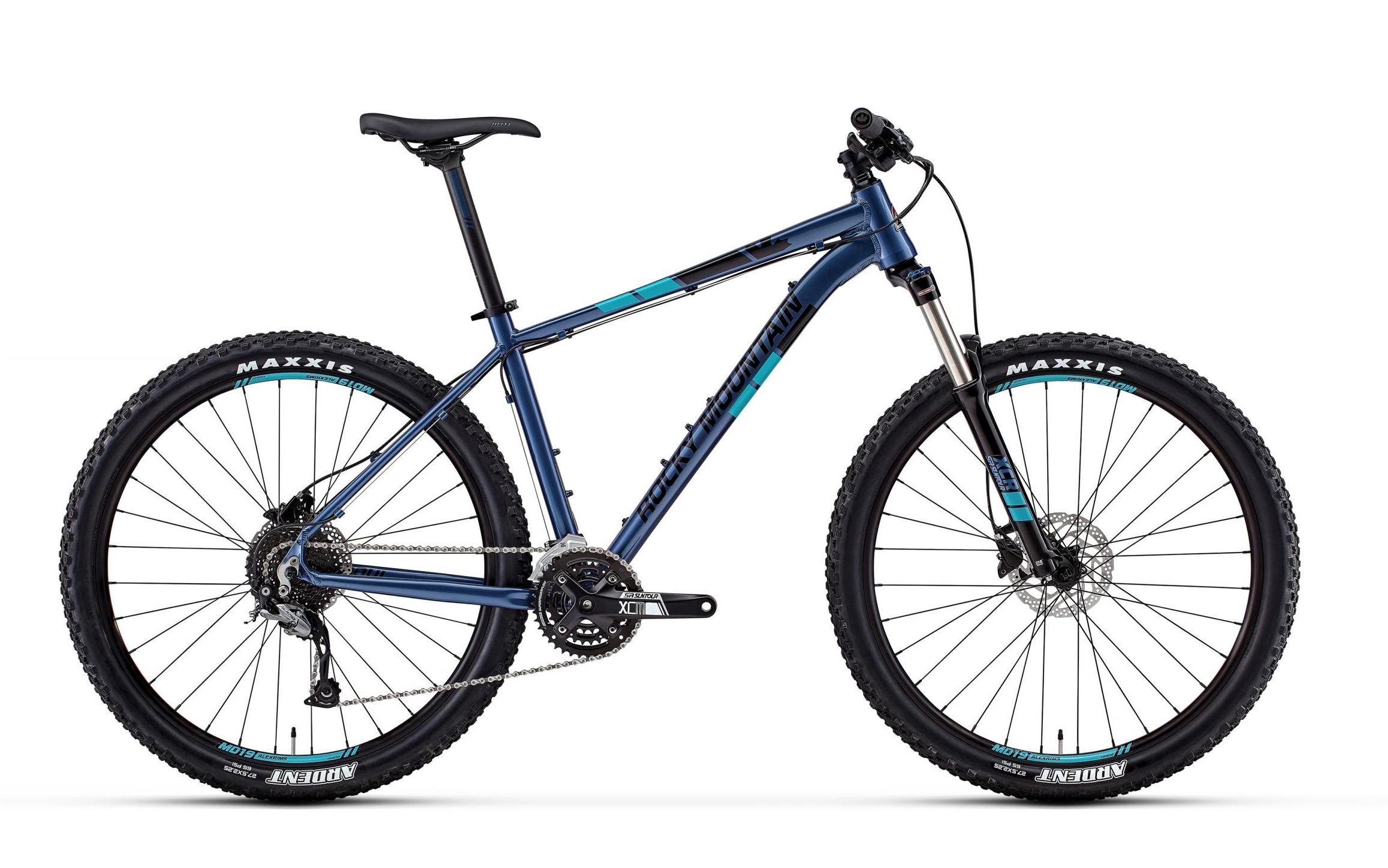 Велосипед Rocky Mountain Soul 20 2018 Blue/black