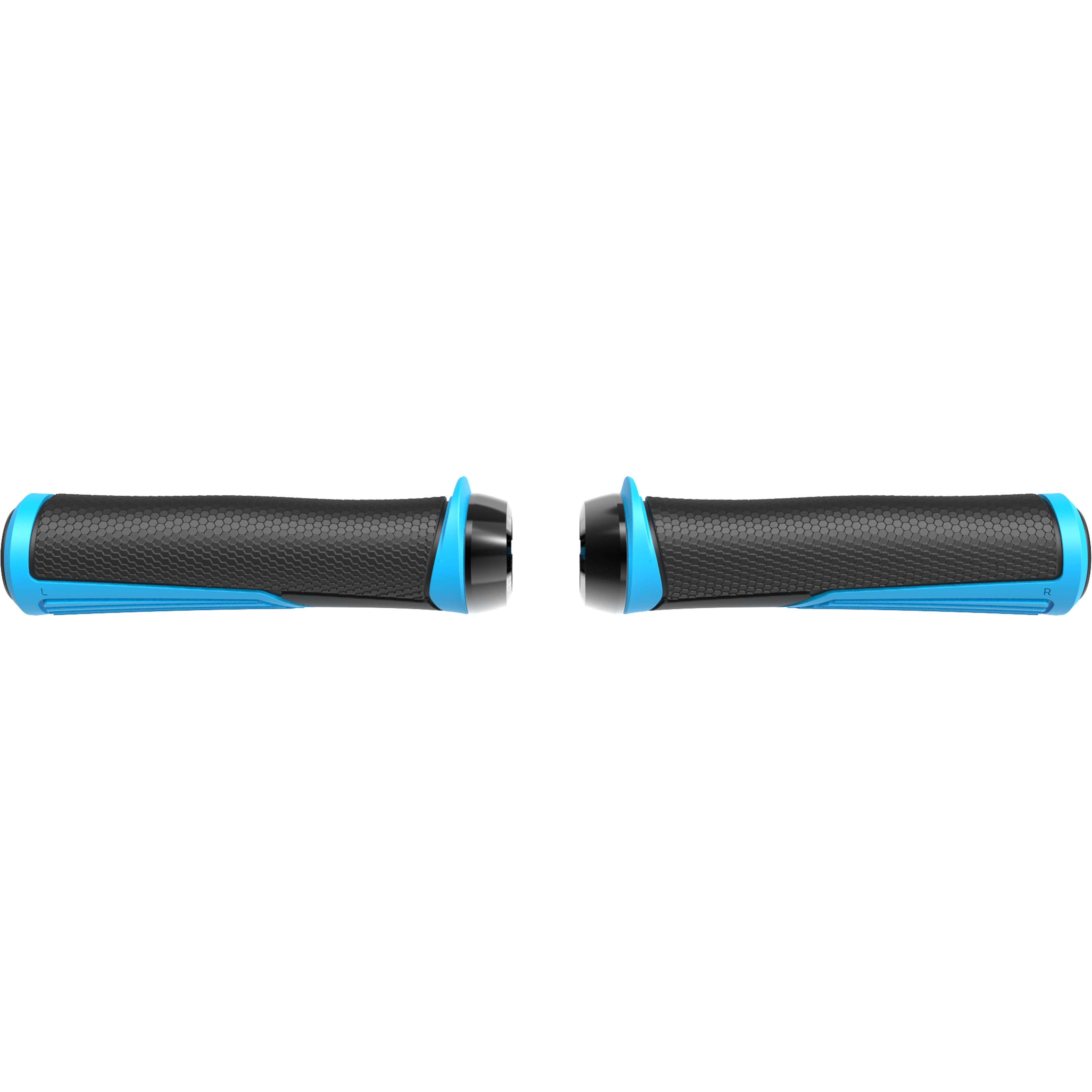 Купить Грипсы Bbb Cobra 142Mm / Blue / Lockring Light Copper Синий, унисекс, Рулевое управление