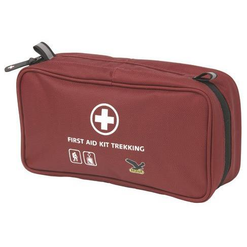 Аптечка Salewa First Aid & Bivibag First Aid Kit Trekking red