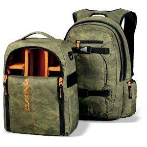 Купить Рюкзак для фото/видео техники DAKINE 2012-13 MISSION PHOTO TIMBER Сумки, рюкзаки, чехлы 847156
