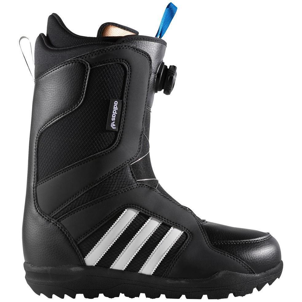 Ботинки для сноуборда Adidas 2017-18 TENCZA ADV CORE BLACK,FTWR WHITE,CORE 1ae4ed099ed