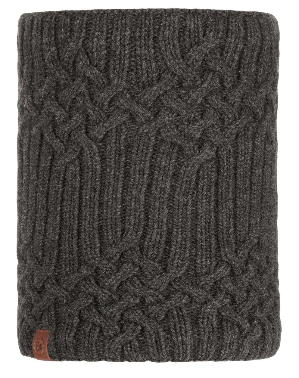 Шарф Buff Knitted & Polar Neckwarmer Helle Graphite