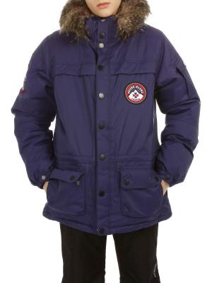 Купить Куртка горнолыжная Poivre Blanc 2012-13 Flambo-Bb MIDN midnight Детская одежда 824038