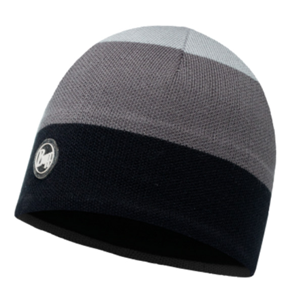 Шапка Buff Knitted & Polar Hat Buff Dalarna Grey Castlerock