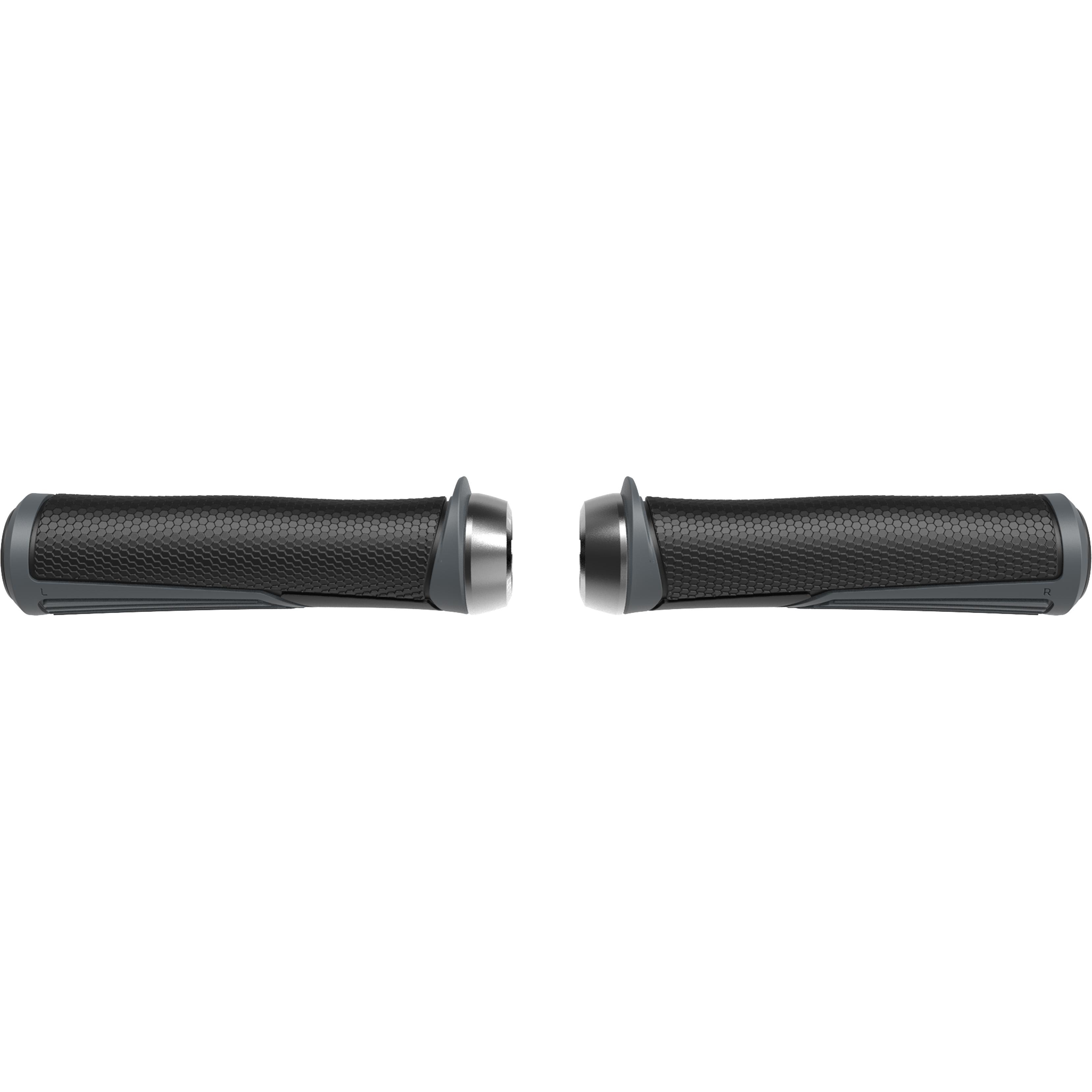 Купить Грипсы Bbb Cobra 142Mm / Dark Grey / Lockring Dark Grey Тёмно Серый, унисекс, Рулевое управление