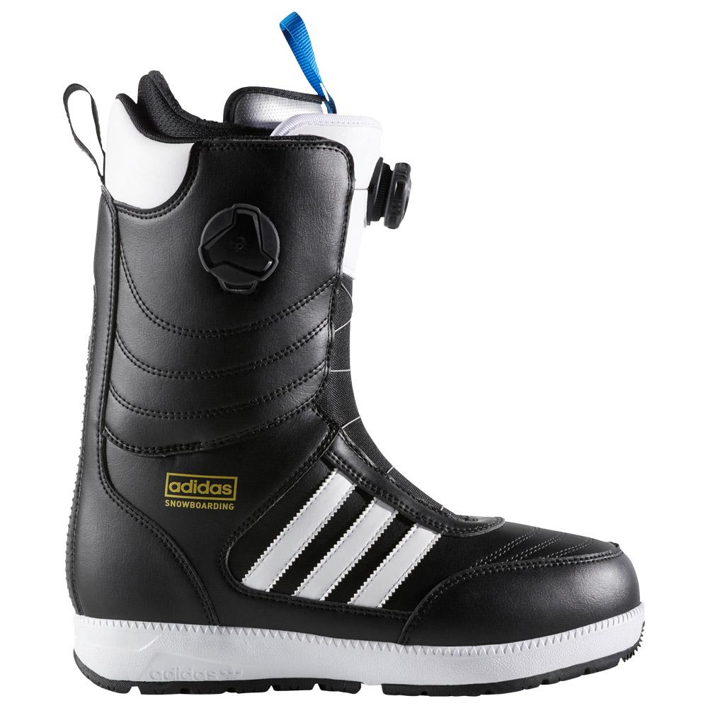Ботинки для сноуборда Adidas 2017-18 RESPONSE ADV CORE BLACK,FTWR WHITE,CORE a230602801c