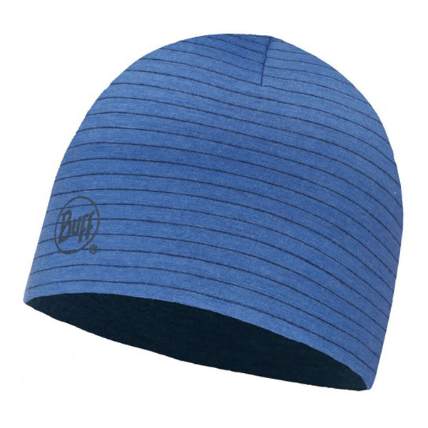 Купить Шапка BUFF WOOL MERINO REVERSIBLE HAT SOLID DENIM Банданы и шарфы Buff ® 1263610