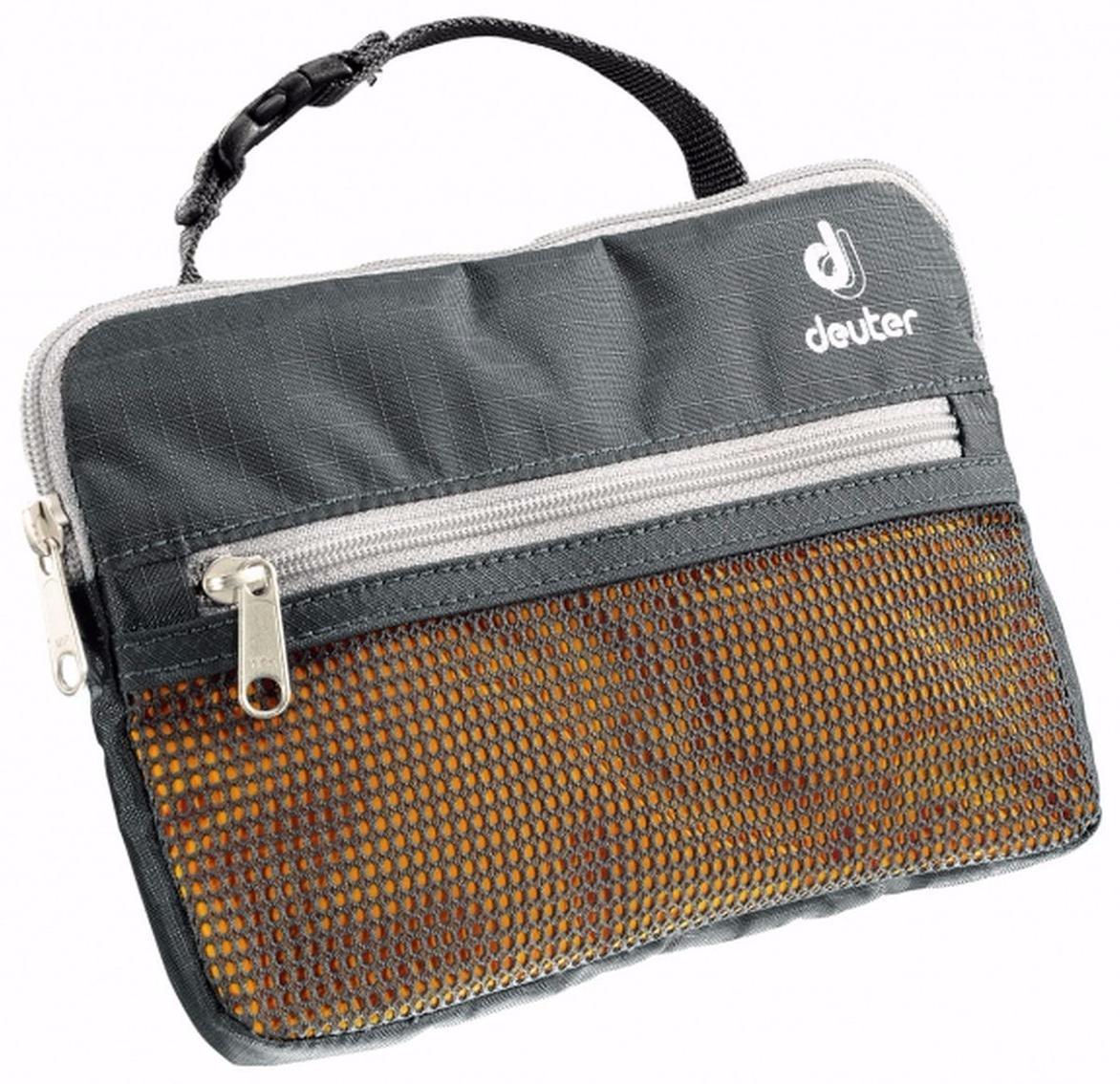 Косметичка Deuter 2015 Accessories Wash Bag Lite Granite от КАНТ