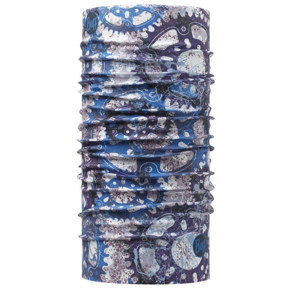 Бандана BUFF Original Buff SPROCKET BLUE Банданы и шарфы ® 1168433  - купить со скидкой