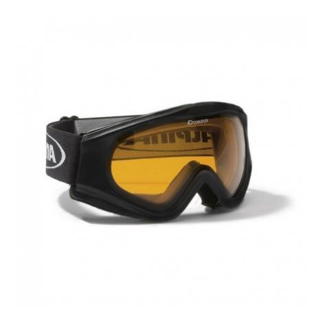 Купить Очки горнолыжные Alpina Ethno DH black_DH S2, горнолыжные, 1131599