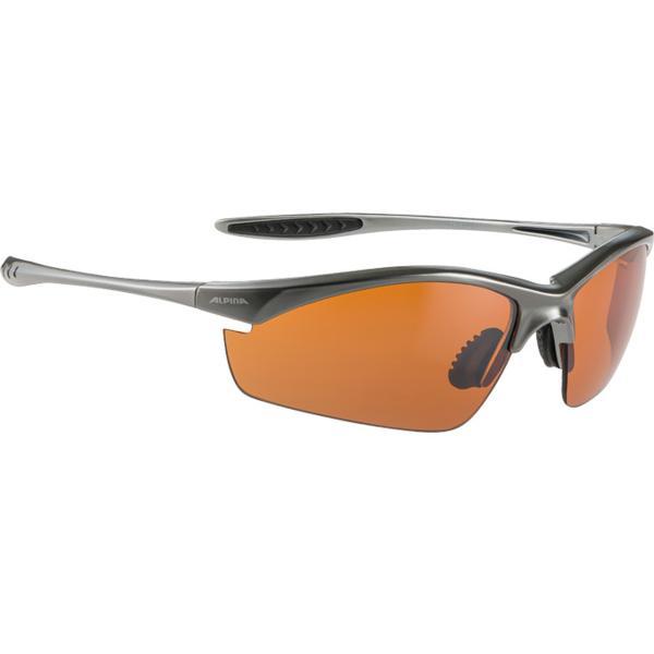 Купить Очки солнцезащитные Alpina TRI-EFFECT tin, солнцезащитные, 1131728
