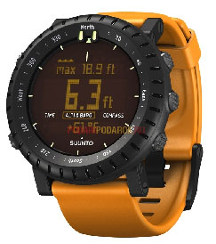 Часы Suunto Core Black Orange