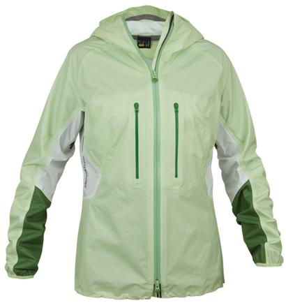 Купить Куртка туристическая Salewa Alpine Extreme NANU SAX PTX W JKT mint (св. салатовый) Одежда 716800