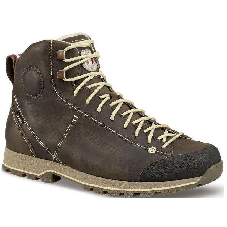 Купить Ботинки городские (высокие) Dolomite 2017-18 Cinquantaquattro High Fg Gtx Testa Di Moro, Обувь для города, 1356599