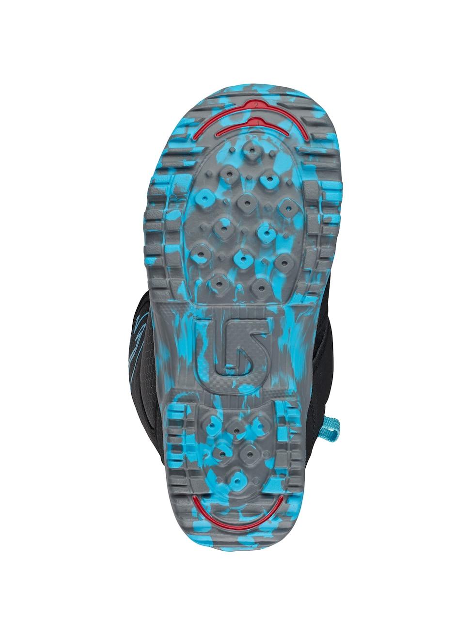 Ботинки Для Сноуборда Burton 2017-18 Grom Boa Black