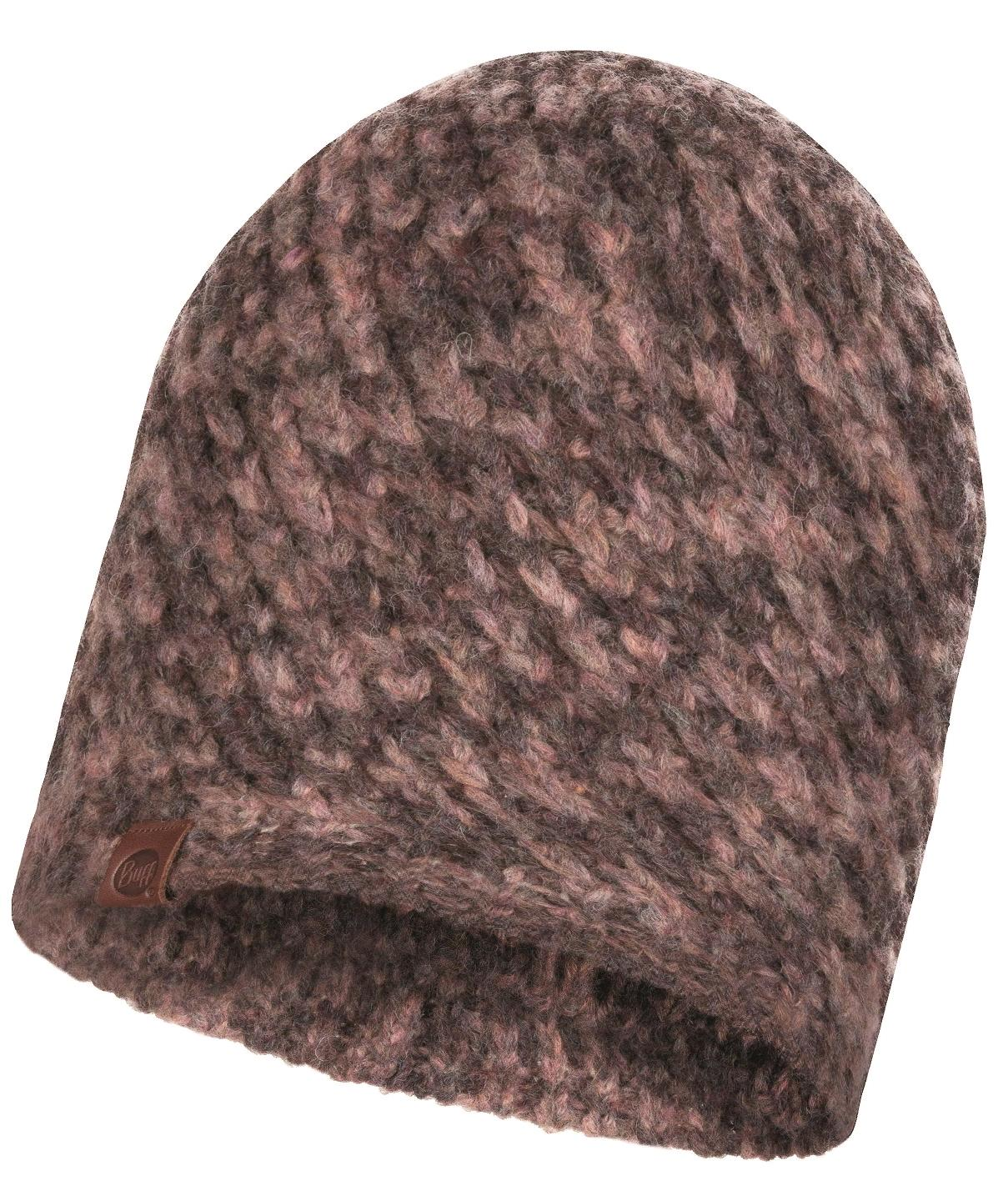 Шапка Buff Knitted Hat Karel Heather Rose