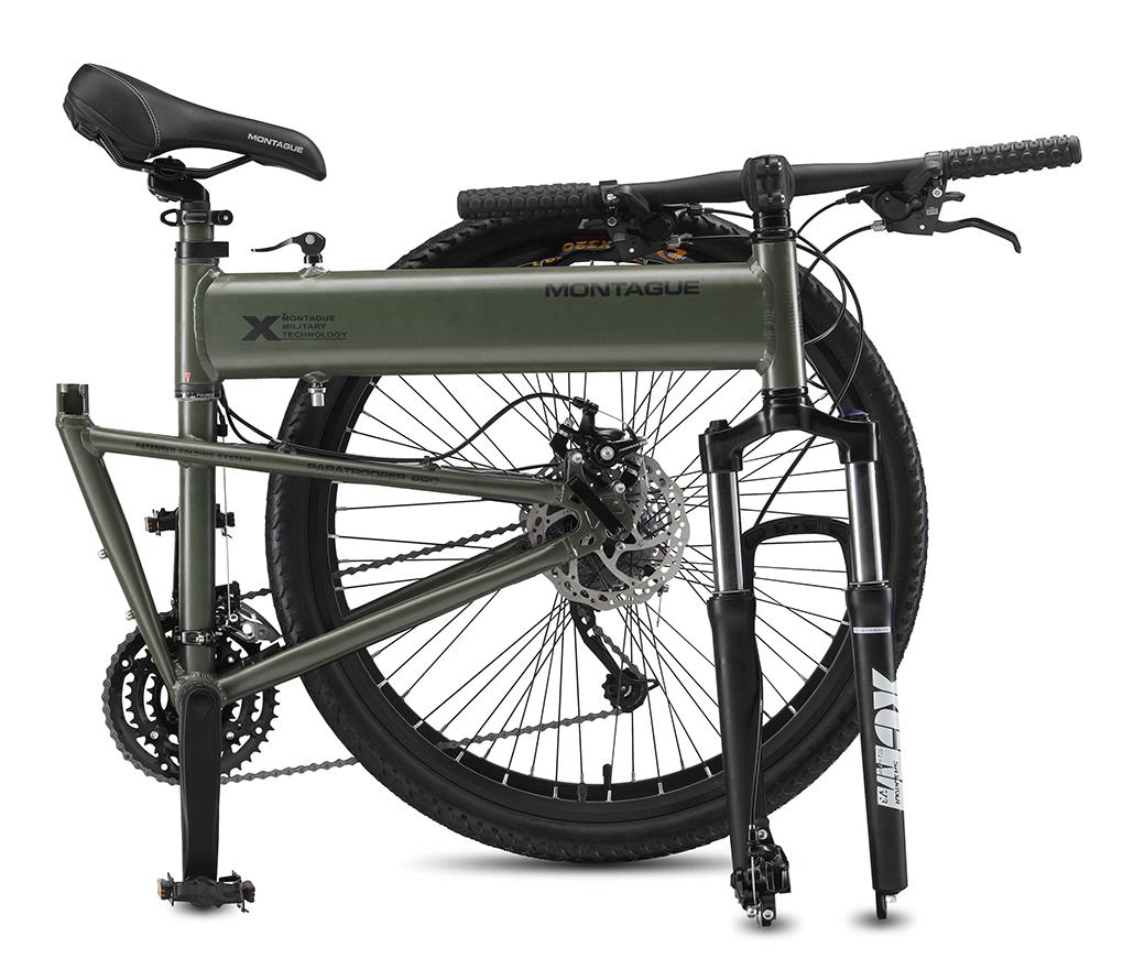 Велосипед Montague Paratrooper Pro 2015 Бежевый