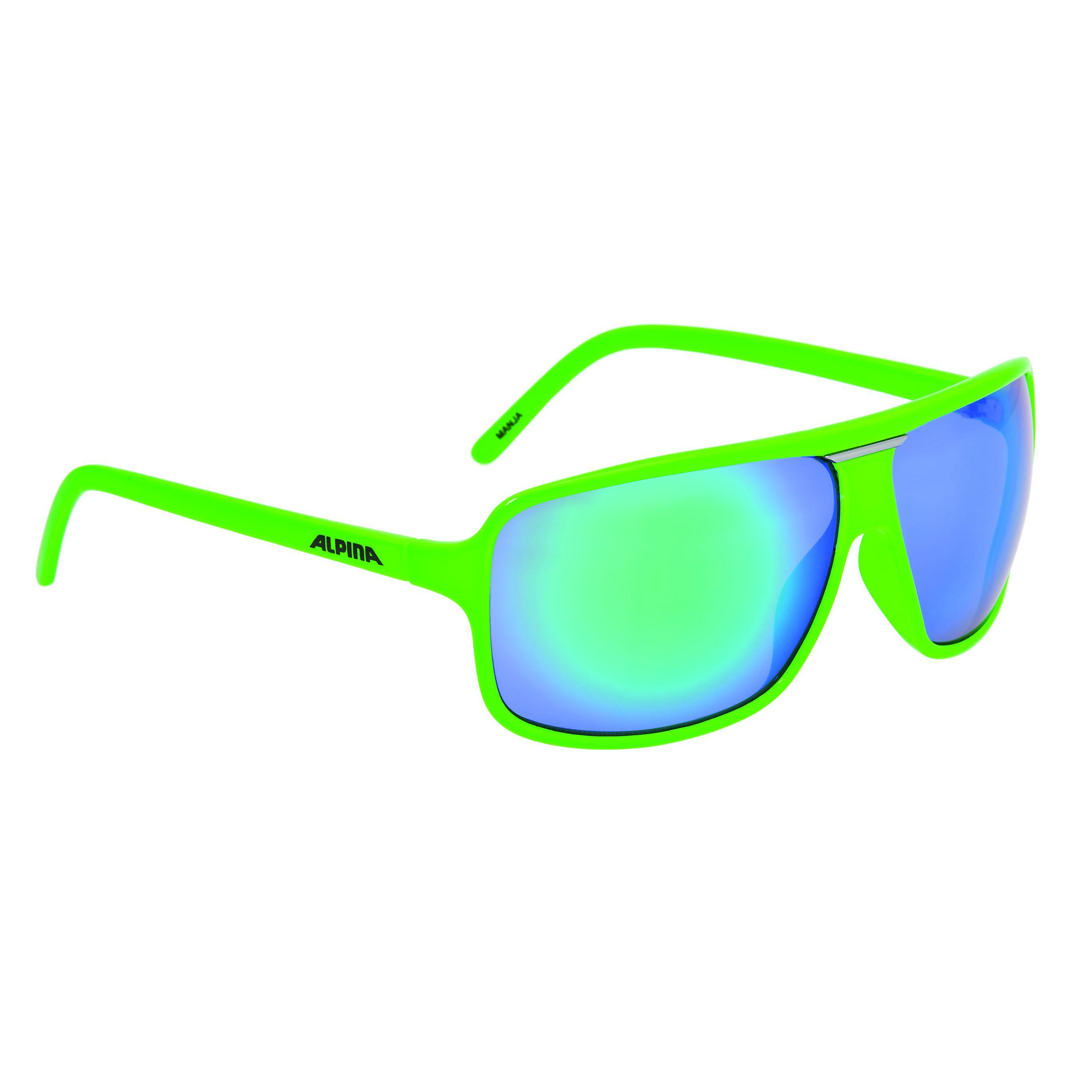 Купить Очки солнцезащитные Alpina SPORT STYLE MANJA green, солнцезащитные, 1180621