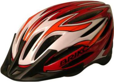 Купить Летний шлем Briko Taku Jr red, Шлемы велосипедные, 177805