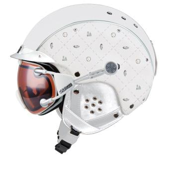 Купить Зимний Шлем Casco SP-3 LIMITED CRYSTAL White Шлемы для горных лыж/сноубордов 1119866