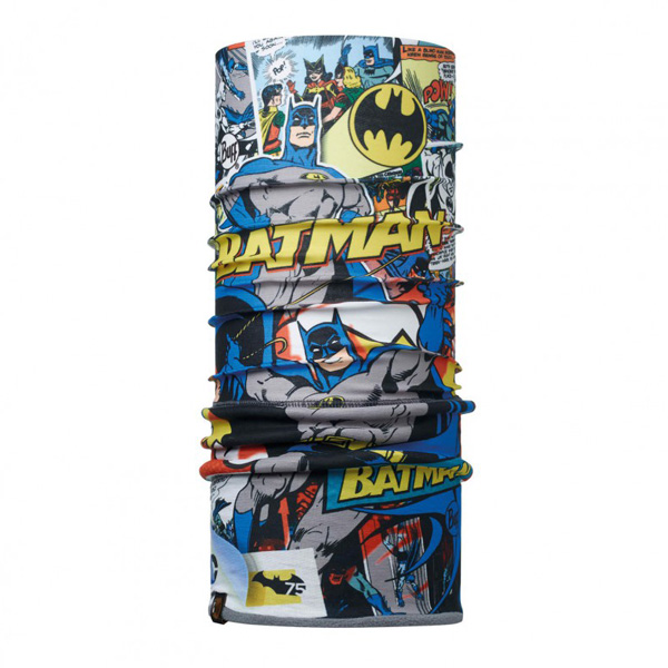 Купить Бандана BUFF Licenses SUPERHEROES JR POLAR TEAM MULTI / FLINT, Банданы и шарфы Buff ®, 1263936