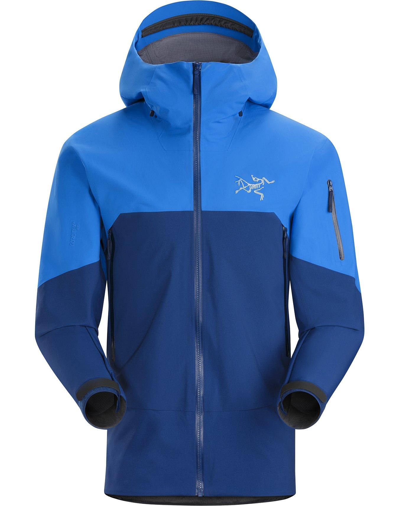 женская куртка arcteryx