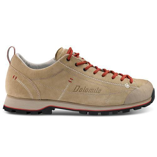 Купить Ботинки городские (низкие) Dolomite 2012 54 CINQUANTAQUATTRO LOW BEIGE-RED Обувь для города 731771