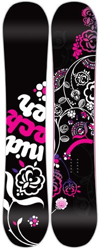 Купить Сноуборд NIDECKER 2011-12 Angel CamRock, доски, 768127
