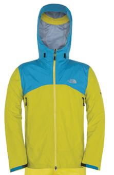 Купить Куртка туристическая THE NORTH FACE 2012 T0AYET M ALPINE PROJECT JKT (Lighting Yellow) желтый Одежда 810028