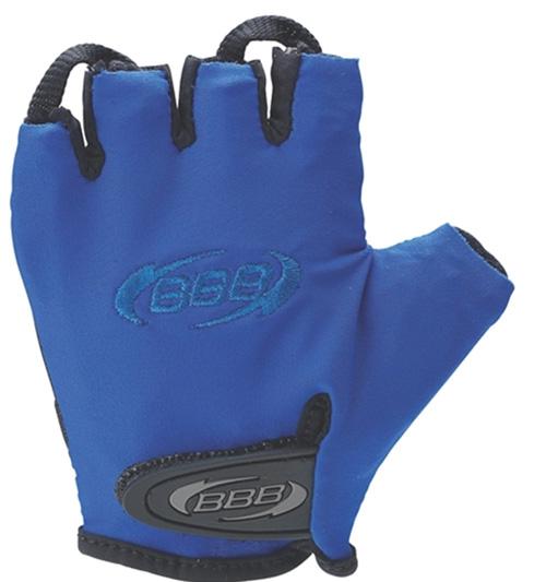 Перчатки Велосипедные Bbb Kids Blue от КАНТ