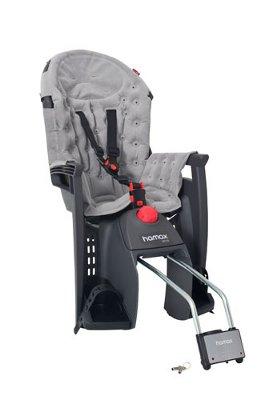 Детское Кресло Hamax 2018 Siesta Premium W/lockable Bracket Серый / Серый Вкладыш