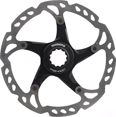 Ротор диск. торм. Shimano Deore XT SM-RT79, 203mm