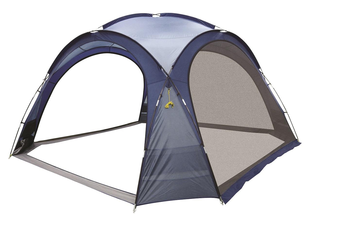Купить Тент-шатер Trek Planet 2017 Event Dome серый/зеленый, Тенты, 1333453