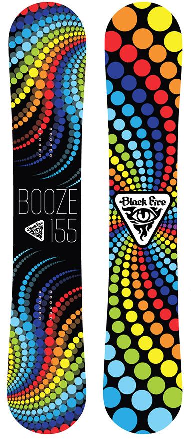 Сноуборд Black Fire 2015-16 Booze