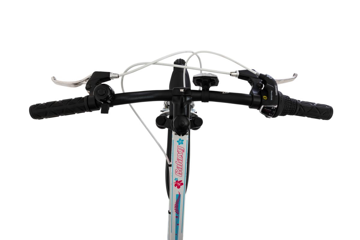 Велосипед Aspect Galaxy 2017 Белый