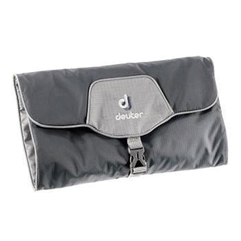 Косметичка Deuter Wash Bag II granite-silver