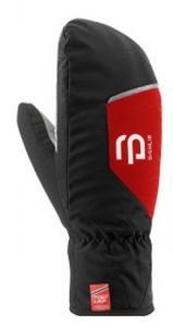 Купить Варежки Bjorn Daehlie 2017-18 Mittens Track Jr Black Перчатки, варежки 1375274