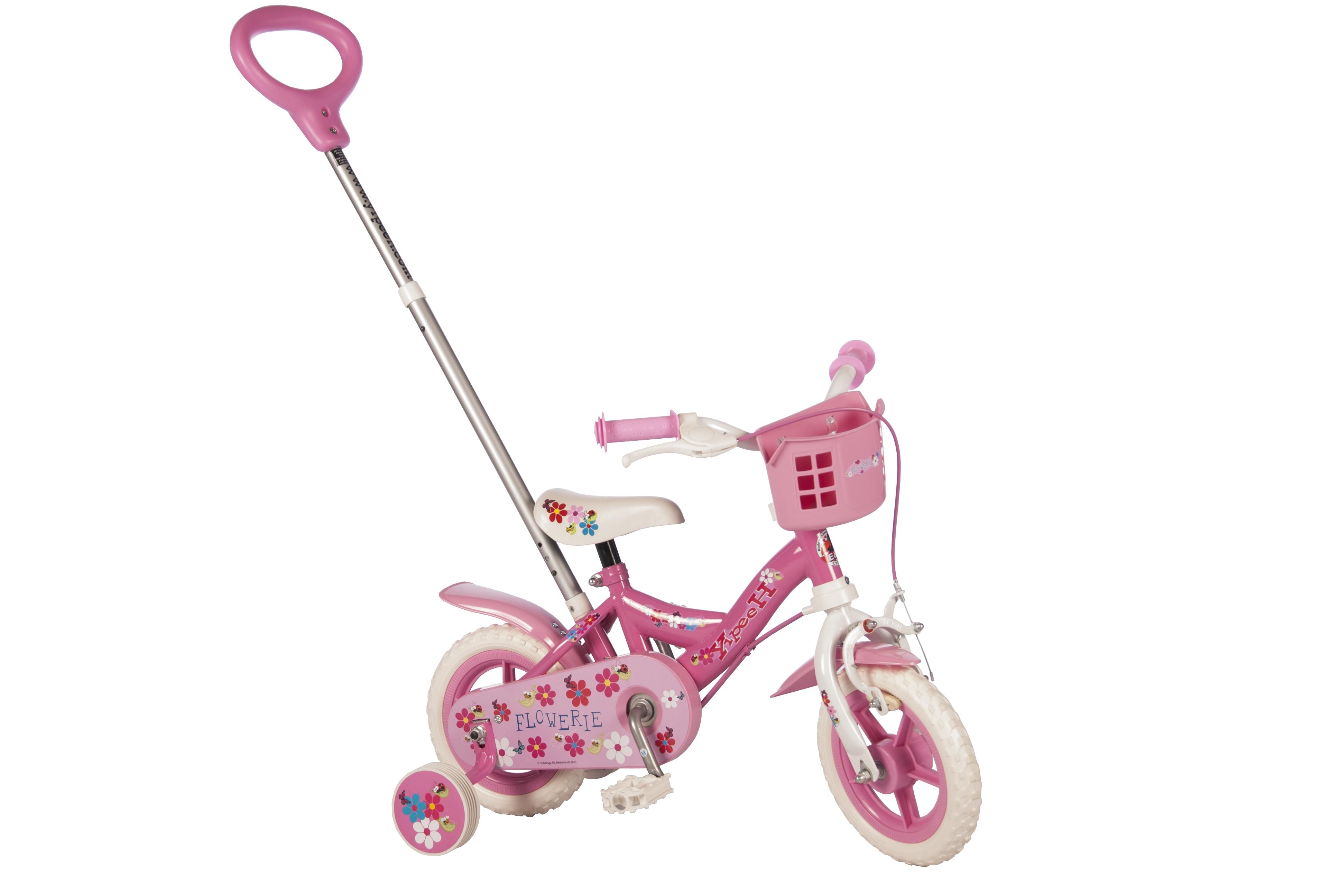 Велосипед Volare Fowerie 10 2014 Розовый
