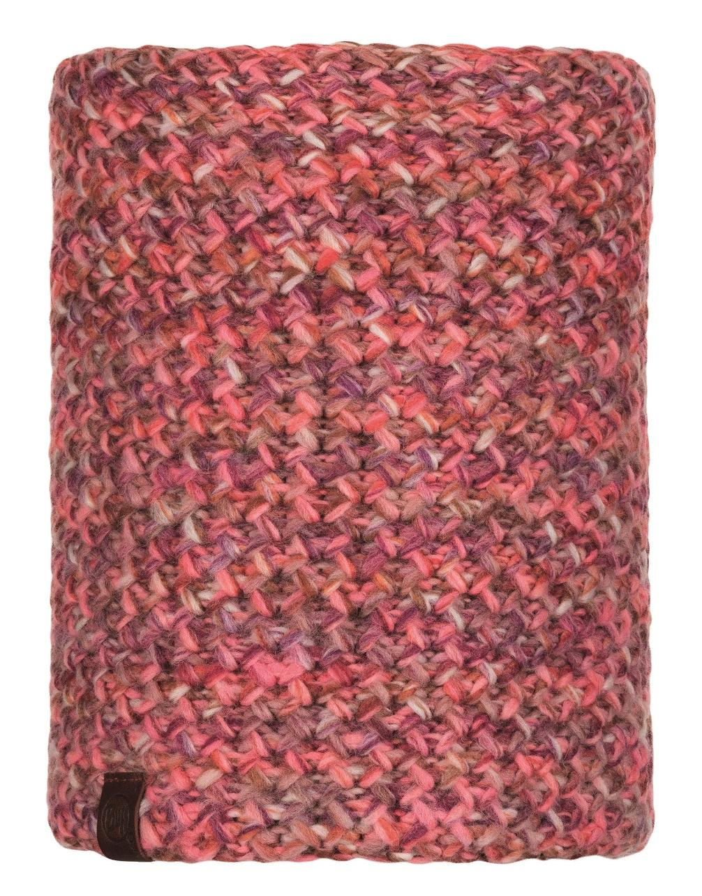 Шарф Buff Knitted & Polar Neckwarmer Margo Flamingo Pink