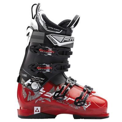 Купить Горнолыжные ботинки FISCHER 2014-15 Ranger Hybrid 10 RedTransp./Black Ботинки горнoлыжные 1143015